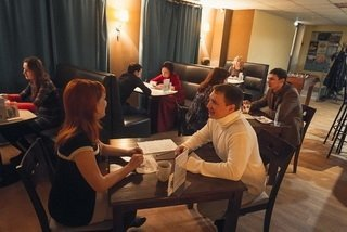 Articles about speed dating